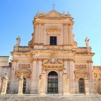 Church Santa Maria Maggiore - Ispica