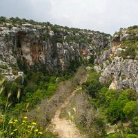 Ispica Canyon