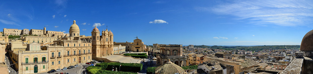 Noto, capital of Sicilian baroque