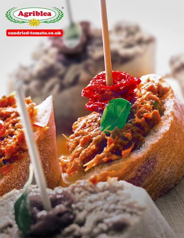 sun dried tomatoes patè - 100% Made in Sicily