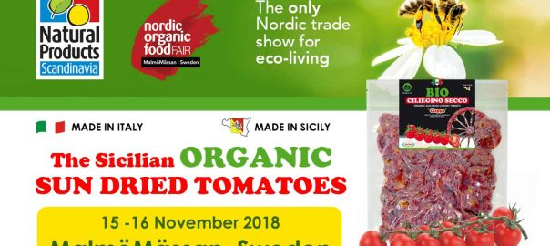 Agriblea at: Nordic Organic Food Fair 2018 - SCANDINAVIA SWEDEN - 14-15 November 2018 | MalmöMässan