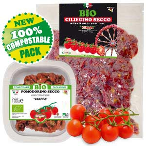 Organic sun dried Cherry Tomatoes - BUY NOW